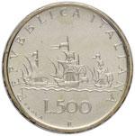 Repubblica italiana (1946-) 500 Lire 1957 ...