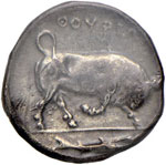 MONETE GRECHE LUCANIA Thurium - Statere (IV ...