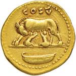 ROMA IMPERO Domiziano (81-96) Aureo – ...