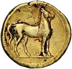 ZEUGITANIA Cartagine Statere (290-280 a.C.) ...