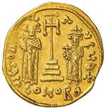 Costante II (641-668) Solido – Busti di ...