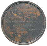 FERRARA Repubblica italiana (1802-1803) ...