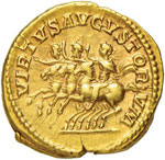 ROMA IMPERO Settimio Severo (193-211) Aureo ...