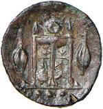 SICILIA Leontini - Trias (405-402 a.C.) ...