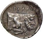 SICILIA Gela - Litra (430-425 a.C.) ...
