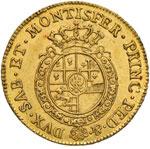 SAVOIA Carlo Emanuele III (1730-1773) Doppia ...