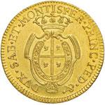 SAVOIA Carlo Emanuele III (1730-1773) ...