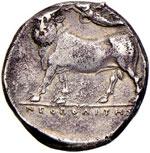 CAMPANIA Neapolis - Didramma (III sec. a.C.) ...