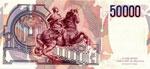 Banca d'Italia - 50.000 Lire 1992 FE ...
