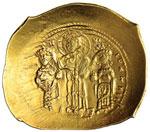 Romano IV (1068-1071) Histamenon – Cristo ...