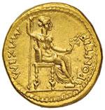 ROMA IMPERO Tiberio (14-37) Aureo (Lugdunum) ...