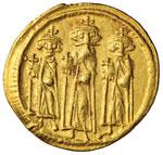 Eraclio (610-641) Solido ...