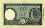 Banca d'Italia - 50 Lire 11/08/1943 F28 ...