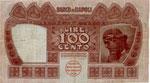 Banco di Napoli - 100 Lire 23/11/1911 IN ...