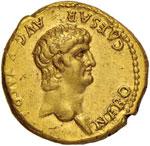 Nerone (54-68) Aureo - ...