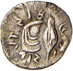 CAMPANIA Phistelia - Obolo (380-350 a.C.) ...