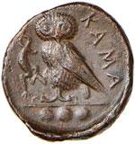 SICILIA Camarina - Trias (495-484 a.C.) ...