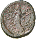 SICILIA Entella - Semisse (dopo il 211 a.C.) ...