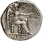 Porcia - M. Porcius Cato - Quinario (89 ...