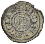 Guglielmo I (1156-1166) Mezzo denaro – ...