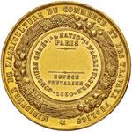 Napoleone III (1852-1870) Medaglia 1860 ...
