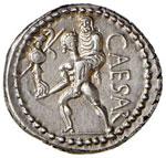 ROMA REPUBBLICA Cesare (+ 44 a.C.) Denario ...