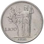 Repubblica italiana (1946-) 100 Lire 1950 ...