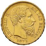 BELGIO Leopoldo II ...