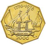 ANTILLE OLANDESI 200 Gulden 1976 – Fr. 1 ...