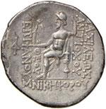 SIRIA Antioco IV (175-164 a.C.) Tetradracma ...