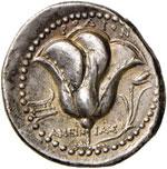 CARIA Rodi -  Tetradracma (circa 230-205 ...