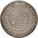AUSTRIA Leopoldo II (1619-1632) Tallero 1632 ...