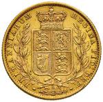 AUSTRALIA Vittoria (1837-1901) Sterlina 1873 ...