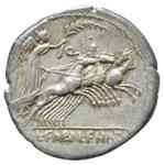 Annia - C. Annius T. f. T. n. - Denario ...