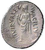 Acilia - Man. Acilius Glabrio - Denario (49 ...