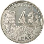ALBANIA Repubblica (1946-) 50 Lek 1987 Porto ...
