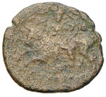 CRETA Cortyna AE (III sec. a.C.) Europa ...