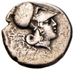 ACARNANIA Leukas Statere (400-330 a.C.) - ...