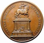 Medaglia 1789 Arrivo del ...