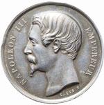 Medaglia 1857 Concours ...