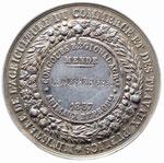 Medaglia 1857 Concours Regionale – Opus: ...
