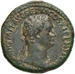 Domiziano (81-96) Asse ...