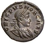 Crispo (316-326) Follis ...