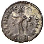 Crispo (316-326) Follis (Londinium) Busto ...