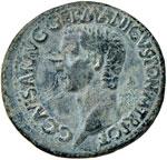 Caligola (37-41) Asse - ...