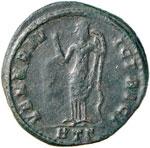 Galeria Valeria (moglie di Galerio) Follis ...