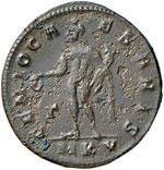 Massimino II (309-313) Follis (Kyzicus) ...