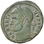 Massenzio (307-312) ...