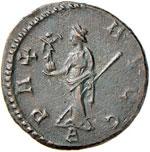 Diocleziano (284-305) Antoniniano (Lugdunum) ...