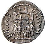 Diocleziano (284-305) Argenteo – Testa ...